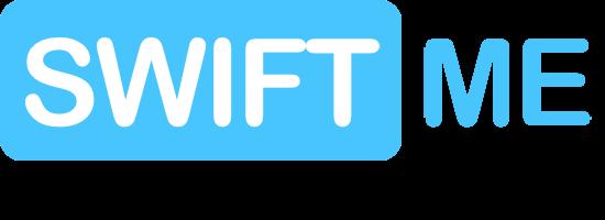 LogoSwiftmeHorizontalText